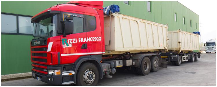 Raccolta e trasporto rifiuti